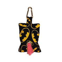 Barkertime Dog Poop Bag Dispenser made from Batman fabric - Made in USA - Great Gift for Dog Owner >>> Visit the image link more details. (This is an affiliate link and I receive a commission for the sales) #MyPet