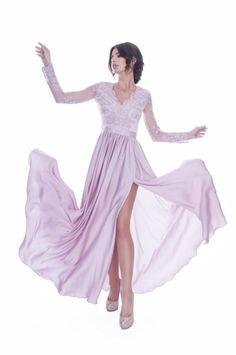 rochie-de-seara-dantela-si-voal (4) Videos, Cinderella, Ballet Skirt, Disney Princess, Skirts, Floral, Fashion, Moda, Skirt