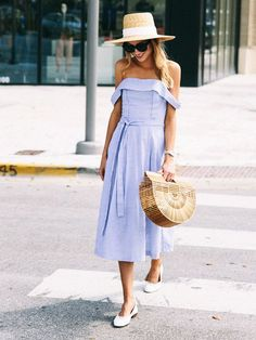 10 Spring Dresses You Don't Need More Than $40 For via @WhoWhatWear