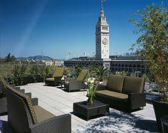 Hotel Vitale, Luxury Waterfront #SanFrancisco #Hotel