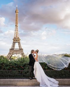 Arnella booked us one year in advance to capture her wedding day in Paris. Thank you for your trust and can't wait to show you all the beautiful images! #parisphotographer #parisengagement #eiffeltower www.theparisphotographer.com