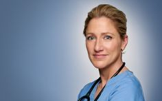 It took me a long time to get used to Edie Falco as anyone but Tony's wife in the Sopranos, but I really like her as Nurse jackie.  Showtime : Nurse Jackie : Home