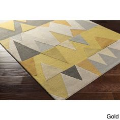 Hand-Tufted Country Rug