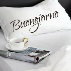 Morning Coffe, Sunday Morning, Italian Greetings, Morning Has Broken, Italian Memes, Business Motivation, Love My Job, Coffee Quotes, Good Morning Quotes