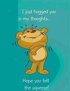 Love & hug Quotes : Because we're distanced miles apart so right now my thoughts is all I could . - Quotes Sayings Hug Quotes, Love Quotes, Funny Quotes, 2015 Quotes, Pain Quotes, Attitude Quotes, Hugs And Kisses Quotes, Smile Quotes, Change Quotes