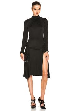 Image 1 of Issa Barnaby Dress in Black