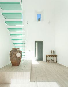 contemporary staircase by AR Design Studio Ltd