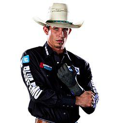Professional Bull Riders - J. B. Mauney  Awesome rider!