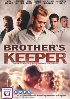 Identical twins Andy and Pete have always been close, but their lives are forever altered when aspiring preacher Pete is framed for murder. Revenge may seem sweet, but BROTHER'S KEEPER is a powerful reminder that only forgiveness can truly heal. Christian Films, Christian Music, Good Christian Movies, Christian Videos, Movies Showing, Movies And Tv Shows, Inspirational Movies, Christian Families, Family Movies