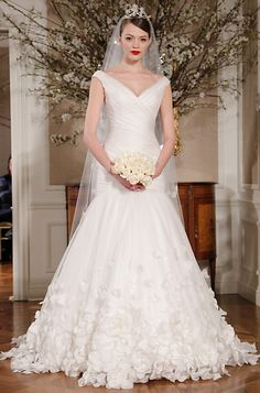 Romona Keveza Couture Bridal Collection