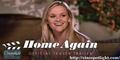 Upcoming #HomeAgain #English #Movie #Trailer is a Single mom in Los Angeles takes an unanticipated revolves in her Life. It is a #comedy, #drama, and #romantic movie.  http://cinespotlight.com/home-again-english-movie-trailer/