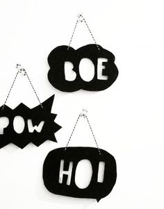 Huusje-hangers
