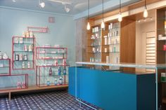 The Farmacia De Los Austrias (De Los Austrias Chemist) Is Placed In One Of  The Most Emblematic Areas Of Historical Madrid. Our Initial Idea Was To  Creat.