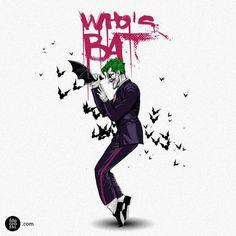 Who's Bat?