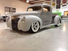 Chaotic Customs SEMA Build Vintage Ford Pickup