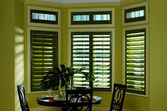 Lafayette Interiors Fashions is an industry leader in decorative window shutter manufacturing including quality plantation shutters, wood shutters, and more. Transom Window Treatments, Unique Window Treatments, Transom Windows, Blinds For Windows, Window Coverings, Custom Shutters, Vinyl Shutters, Custom Blinds, Custom Curtains