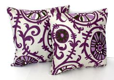 2+DECORATIVE+PILLOW+Covers++THROW+Pillows++18+x+by+ThePillowFight,+$30.00
