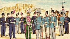 Hellenic Army, Army Uniform, 16th Century, Kai, Military, Reign, Greek, Models, Royalty