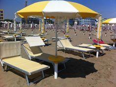Spiaggia di Ponente nel Caorle, Veneto