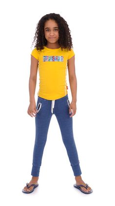 Pants Contrast jeans Br@nd for girls summer 2016 www.brandforgirls.nl