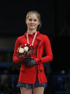 ユリア・リプニツカヤ選手、15歳でGPS初勝利! -2013年スケートカナダ・女子シングル : MURMUR 別館