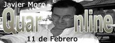 11 de Febrero de 1955 nace Javier Moro, escritor español. http://www.quaronline.com/