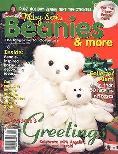 Mary Beth's Beanies & More magazine - November/December 2002