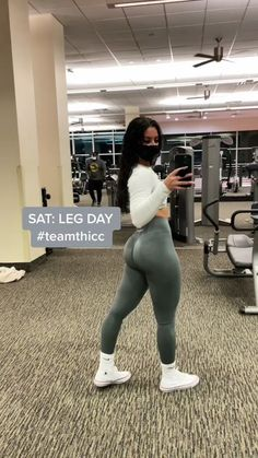 Summer Body Workouts, Leg Day Workouts, Gym Workout Videos, Gym Workout For Beginners, Fitness Workout For Women, Body Fitness, Planet Fitness Workout, Leg And Glute Workout, Buttocks Workout