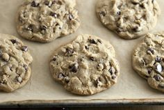5- Chocolate Chip Cookies - soft and chewy!  This is the only recipe I will use from now on!! bake for 13 min instead of 15, perfect!