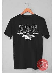 The MISFITS T-shirt Fiend Skull Danzig Horror Punk Band Tee Men/'s New S-5XL TEE3