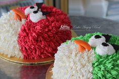 angry bird cakes - Bing Images