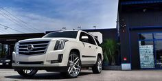 Cars Gallery | Cadillac | Escalade | Black | Forgiato