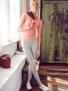 Your layer-ready essential. | Victoria's Secret V-Front Legging
