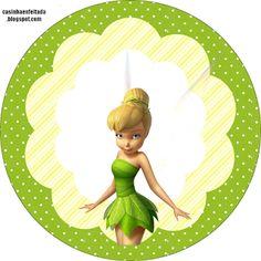 Casinha de Criança: Kit Festa Tinker Bell Para Imprimir Grátis