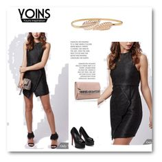 """""""YOINS 3"""" by lejla-cergic ❤ liked on Polyvore featuring polyvoreeditorial and yoins"""