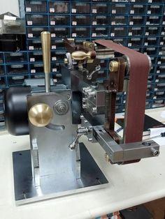 Belt Grinder, Welding, 3d Printer, Metal Working, Cnc, Workshop, Garage, Tools, Ideas