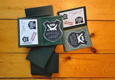 Secret agent birthday party - amazing for my boy! :: business card in holder with badge Detective, Secret Agent Party, Mission Possible, Special Agent, Kids Church, Id Badge, Badge Holders, Personal Branding, Party Time