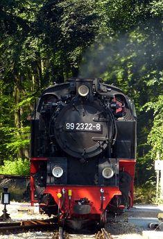 Image gratuite sur Pixabay - Chemin De Fer, Train, Transport
