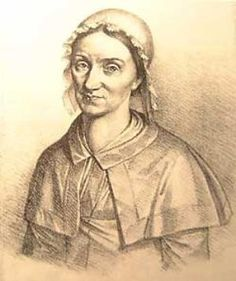 """Gesina Gottfried. A true psychopath, She poisoned 16 people over the span of 10 years, including her 3 husbands, her 2 sons, her parents, a brother, a friend, and the wife and five children of an employer. She was arrested in March 1828, and displayed no remorse. On the contrary, she bragged and boasted about her crimes, and declared """"I was born without conscience which allowed me to live without fear."""" She was later beheaded."""