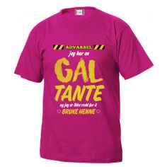 Gal tante