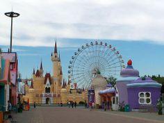 Shijingshan Amusement Park, China