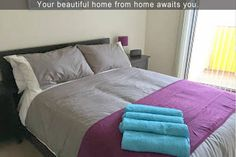Check out this awesome listing on Airbnb: 2BR Apt–Icona Point, Olympic Park in London