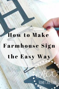 How to Make a Farmhouse Signs the Easy Way.Make your own art: Farmhouse Style DIY signs. DIY Farmhouse Kitchen and Coffee Bar Sign.Farmhouse Style Sign - Home Chic Club. Wooden Welcome Signs, Diy Wood Signs, Rustic Wood Signs, Pallet Signs, Rustic Decor, Barn Signs, Farmhouse Kitchen Signs, Farmhouse Style, Farmhouse Ideas
