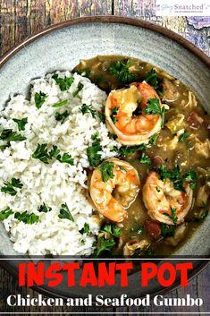 Instant Pot Louisian