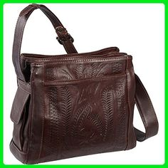 Ropin West Shoulder bag (Brown) - Shoulder bags (*Amazon Partner-Link)