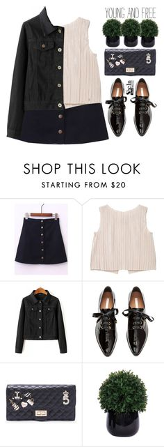 """""""Street style!"""" by m-zineta on Polyvore featuring MANGO and Lux-Art Silks"""