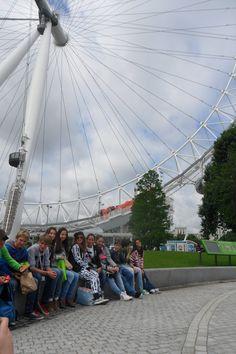 Moira House visits the London Eye!
