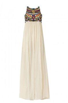 D cup maxi dress ideas