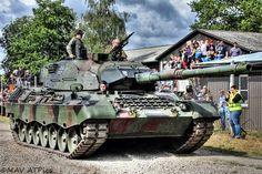 Leopard 1A5, Bundeswehr