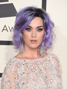 Beauty PSA: Pastels are much easier to pull off for short-haired girls than long-haired ones—you avoid that whole mermaid thing. *Reaches for shears and purple hair-dye*   - MarieClaire.com